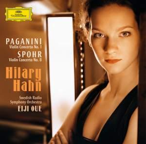 Paganini: Violin Concerto No. 1 & Spohr: Violin Concerto No. 8