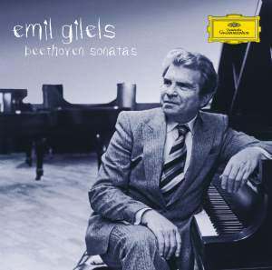 Emil Gilels - Beethoven Sonatas Product Image