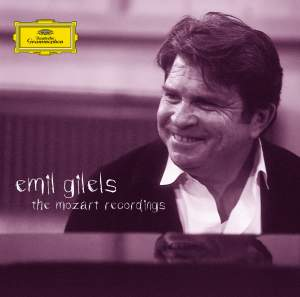 Emil Gilels - The Mozart Recordings