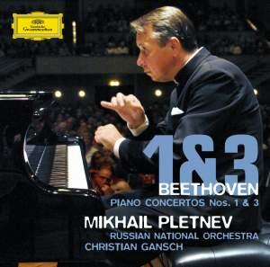 Beethoven - Piano Concertos Nos. 1 & 3