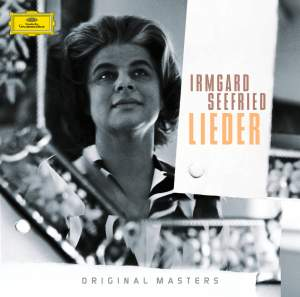 Irmgard Seefried sings Lieder from Three Centuries Product Image