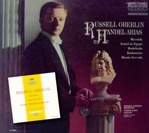 Russell Oberlin - Handel Arias