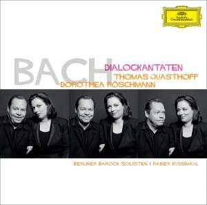 Bach - Dialogue Cantatas Product Image