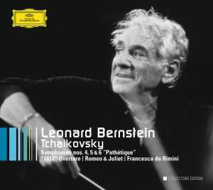 The Leonard Bernstein Collectors Edition (Tchaikovsky)