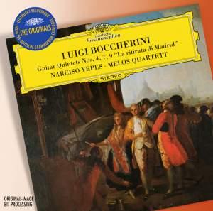 Boccherini - Guitar Quintets