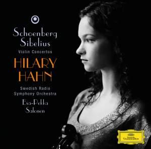 Schoenberg & Sibelius: Violin Concertos Product Image