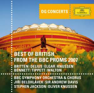 Best of British from the 2007 BBC Proms