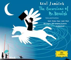 Janáček: The Excursions of Mr Broucek Product Image
