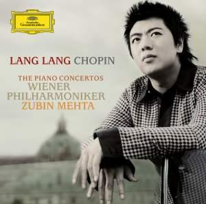 Lang Lang plays Chopin Piano Concertos