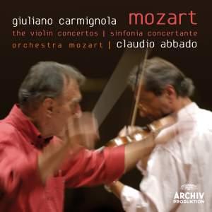 Mozart - Violin Concertos Nos. 1-5