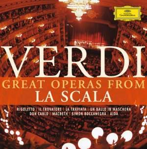 Verdi - Great Operas from La Scala