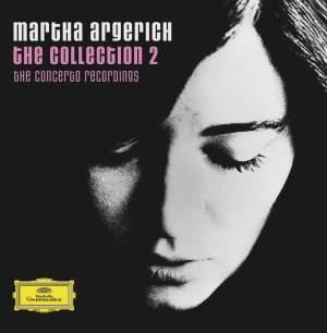 Martha Argerich - The Concerto Recordings