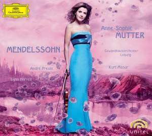 Anne-Sophie Mutter play Mendelssohn