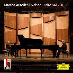 Argerich & Freire - Salzburg Concert