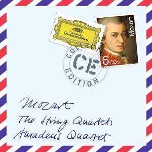 Mozart: String Quartets (Complete) Product Image
