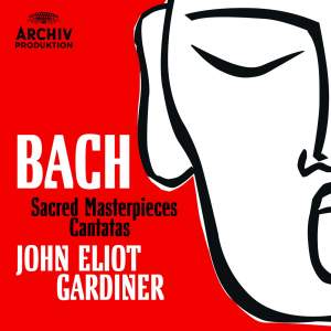 Bach - Cantatas and Sacred Masterpieces Product Image