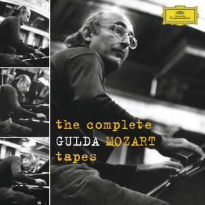 Friedrich Gulda - The Complete Mozart Tapes