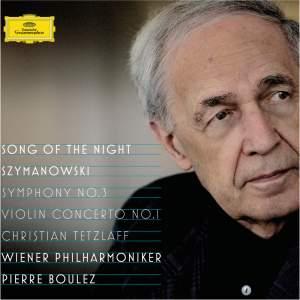 Szymanowski: Song of the Night