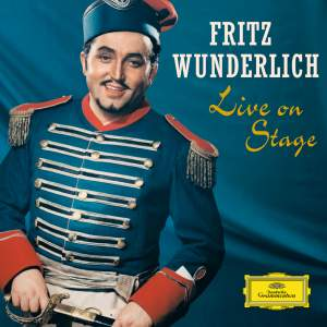 Fritz Wunderlich: Live on Stage