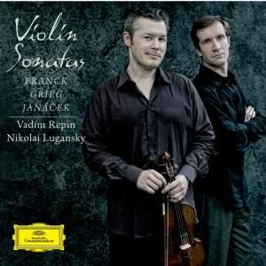 Vadim Repin & Nikolai Lugansky: Violin Sonatas Product Image