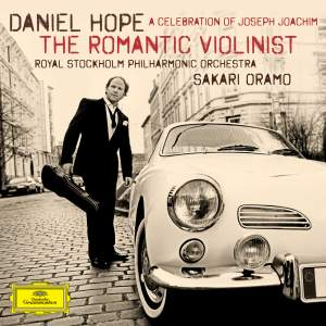 Daniel Hope: The Romantic Violinist Product Image