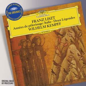 Liszt: Piano Works Product Image