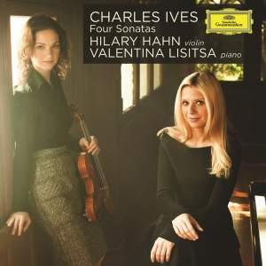 Ives, C: Sonata for Violin and Piano No. 1, etc.