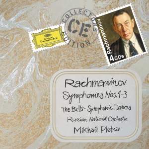 Rachmaninov: Symphonies 1 -3 & Orchestral Works