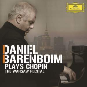 Daniel Barenboim: The Warsaw Recital