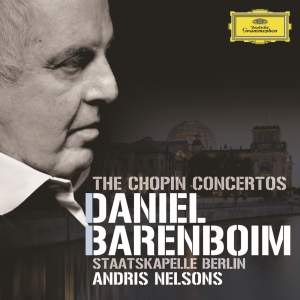 Daniel Barenboim: The Chopin Concertos
