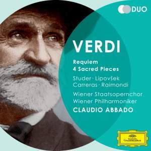 Verdi: Requiem & Quattro Pezzi Sacri Product Image