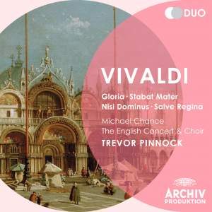 Vivaldi: Gloria, Nisi Dominus, Stabat Mater & Salve Regina