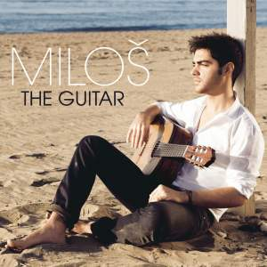Miloš: The Guitar Product Image