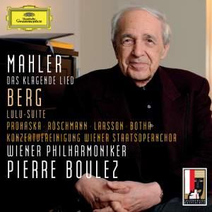 Boulez conducts Mahler & Berg