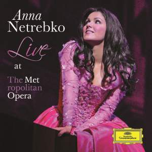 Anna Netrebko: Live at the Metropolitan Opera Product Image