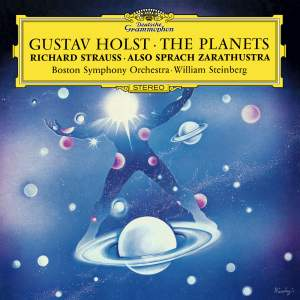 Holst: The Planets & Strauss: Also sprach Zarathustra