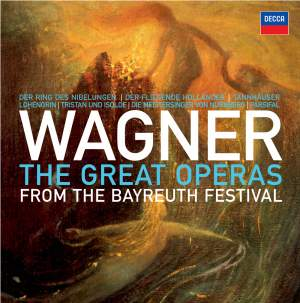 Wagner: The Great Operas from the Bayreuth Festival Product Image