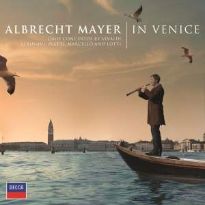 Albrecht Mayer - In Venice