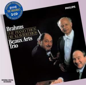 Brahms - Piano Trios