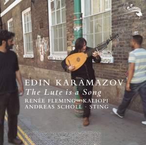 Edin Karamazov - The Lute is a Song