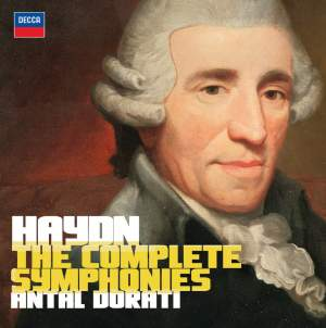 Haydn: Symphonies Nos. 1 - 104 (complete)