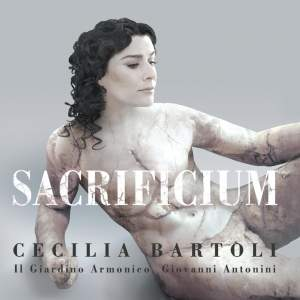 Cecilia Bartoli - Sacrificium (Jewel Case Version) Product Image