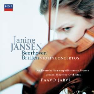 Beethoven & Britten - Violin Concertos