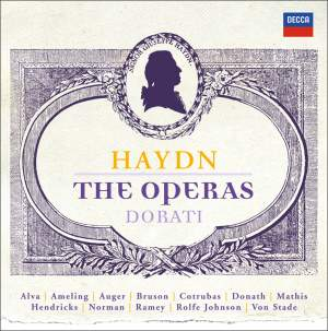 Haydn - The Operas