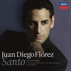 Juan Diego Flórez: Santo
