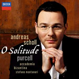 Andreas Scholl: Purcell - O Solitude