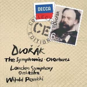 Dvorak - The Symphonies & Overtures