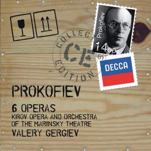 Prokofiev - 6 Operas