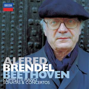 Alfred Brendel: Complete Beethoven Piano Sonatas & Concertos Product Image