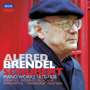 Alfred Brendel: Schubert Piano Works 1822-28